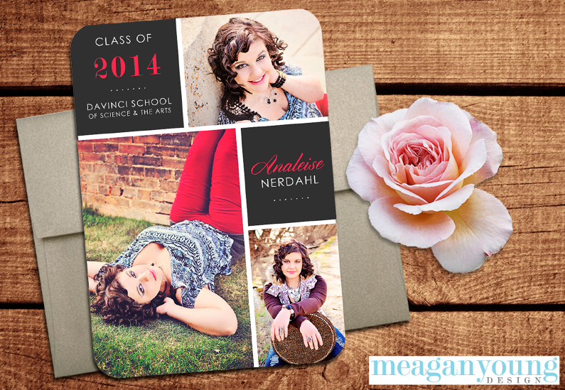 Analeise Graduation Announcement