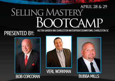 Bootcamp Poster & Flyer