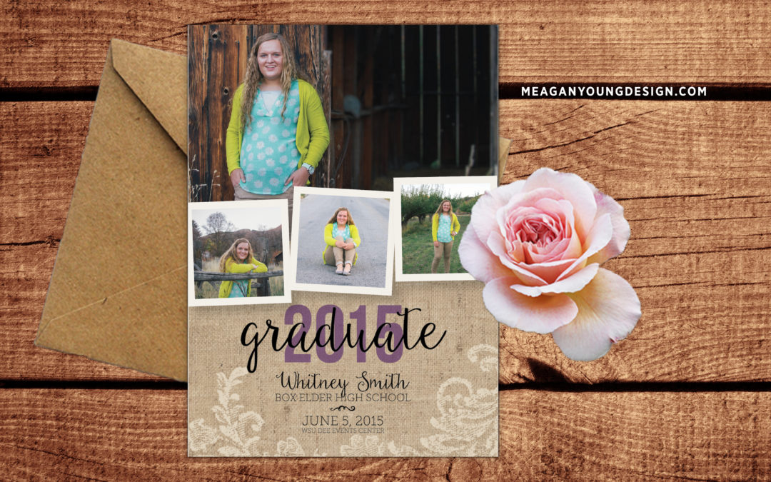 Whitney Grad Announcements